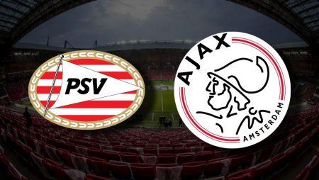 Apostas PSV Eindhoven x Ajax Campeonato Holandês 28/02/2021