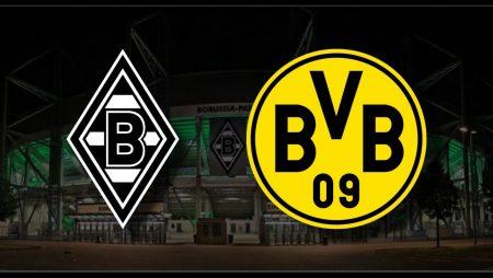 Apostas Borussia Mönchengladbach x Borussia Dortmund Copa da Alemanha 02/03/21