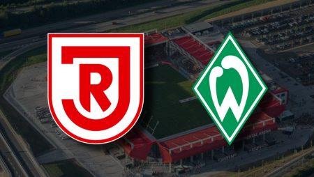 Apostas Jahn Regensburg x Werder Bremen Copa da Alemanha – Adiado