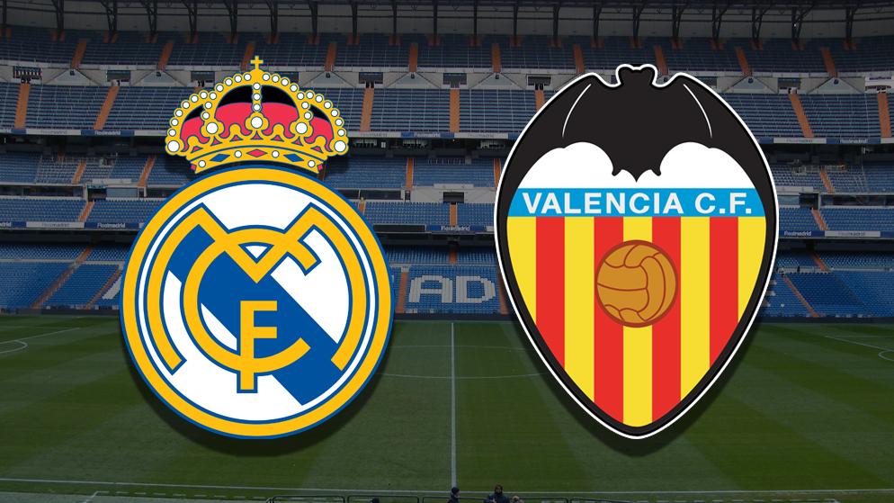 Apostas Real Madrid x Valencia La Liga 14/02/2021