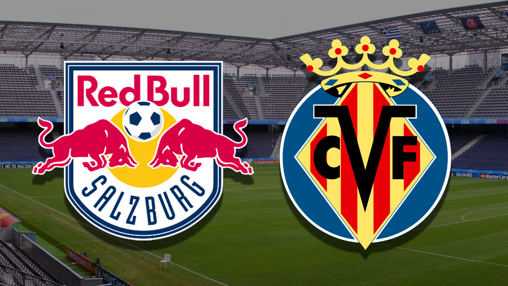 Apostas Red Bull Salzburg x Villarreal Europa League 18/02/2021