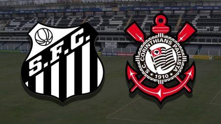 Apostas Santos x Corinthians Brasileirão 17/02/2021