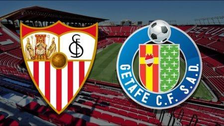 Apostas Sevilla x Getafe La Liga 06/02/2021