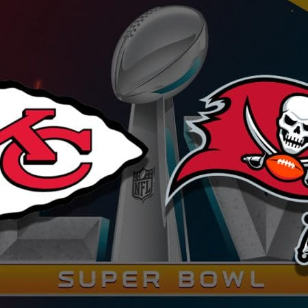 Apostas Super Bowl 55 Tampa Bay Buccaneers x Kansas City Chiefs 07/02/2021