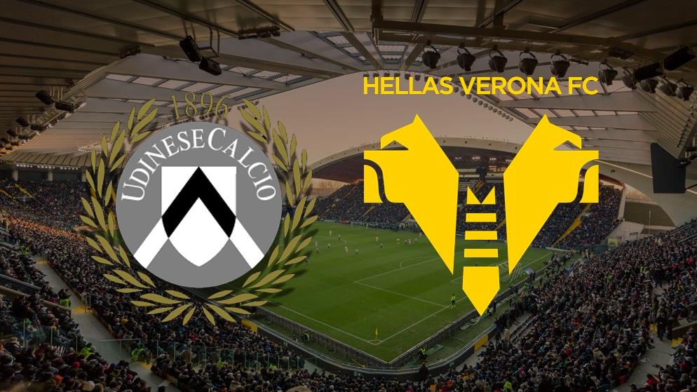 Apostas Udinese x Verona Serie A 07/02/2021