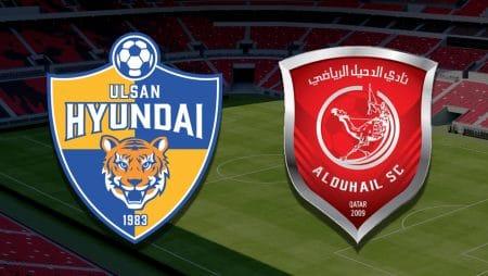 Apostas Ulsan Hyundai x Al-Duhail Mundial de Clubes da FIFA 07/02/2021