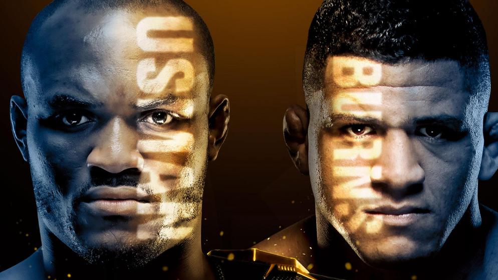 Apostas UFC 258 Usman x Burns 13/02/2021