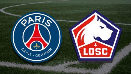 Apostas PSG x Lille Copa da França 17/03/21