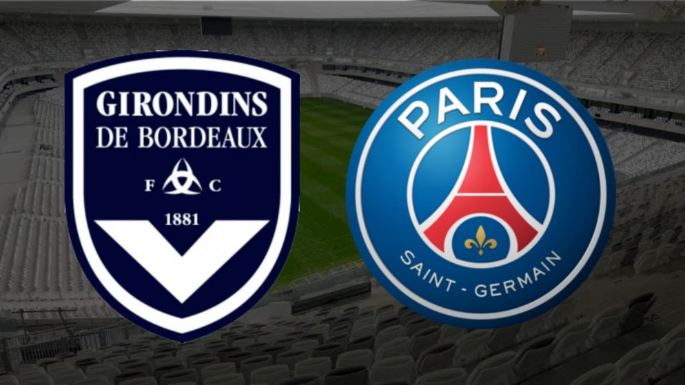 Apostas Bordeaux x PSG Ligue 1 03/03/2021