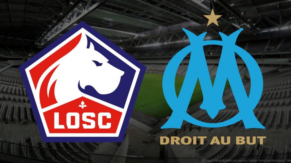Apostas Lille x Olympique de Marseille Ligue 1 03/03/2021