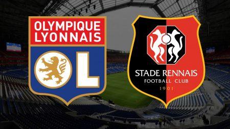 Apostas Lyon x Rennes Ligue 1 03/03/2021