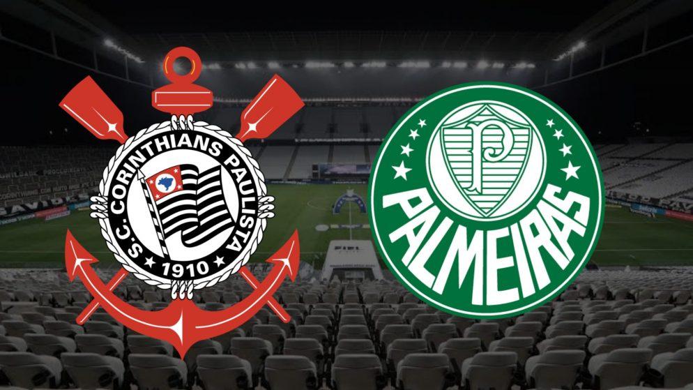 Apostas Corinthians x Palmeiras Paulistão 03/03/2021