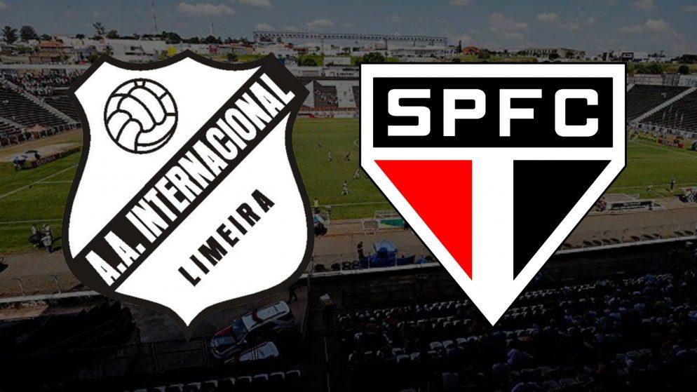 Apostas Inter de Limeira x São Paulo Paulistão 03/03/2021