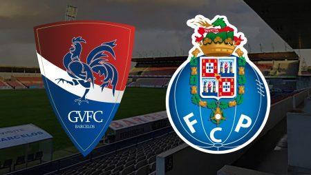 Apostas Gil Vicente x FC Porto Campeonato Português 06/03/2021