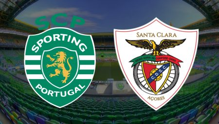 Apostas Sporting x Santa Clara Campeonato Português 05/03/2021