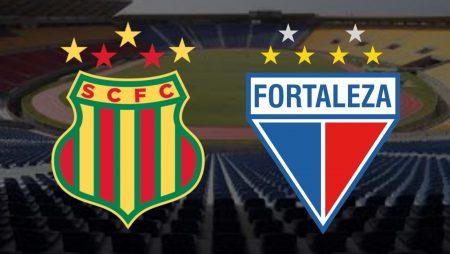 Apostas Sampaio Corrêa x Fortaleza Copa do Nordeste 06/03/2021
