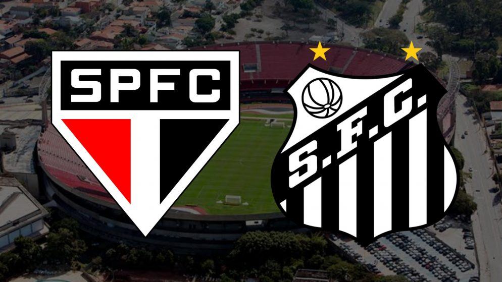 Apostas São Paulo x Santos Paulistão 06/03/2021