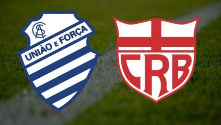 Apostas CSA x CRB Copa do Nordeste 14/03/2021