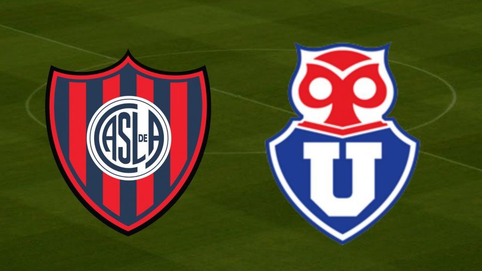 Apostas San Lorenzo x Universidad de Chile pré-Libertadores 17/03/21