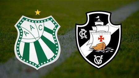 Apostas Caldense x Vasco Copa do Brasil 18/03/21