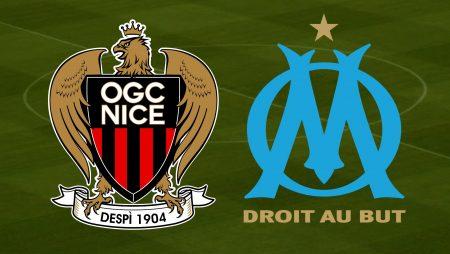 Apostas Nice x Olympique de Marseille Ligue 1 20/03/21