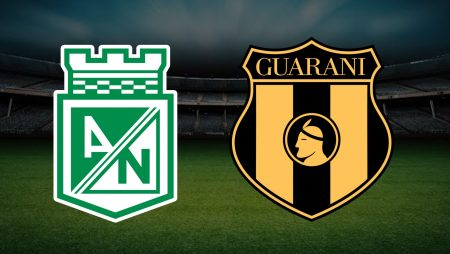 Apostas Atlético Nacional x Guaraní Pré-Libertadores 18/03/21