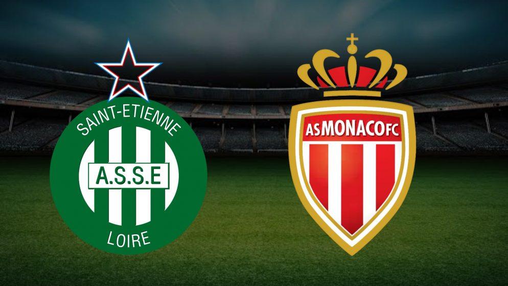 Apostas Saint-Étienne x Mônaco Ligue 1 19/01/21