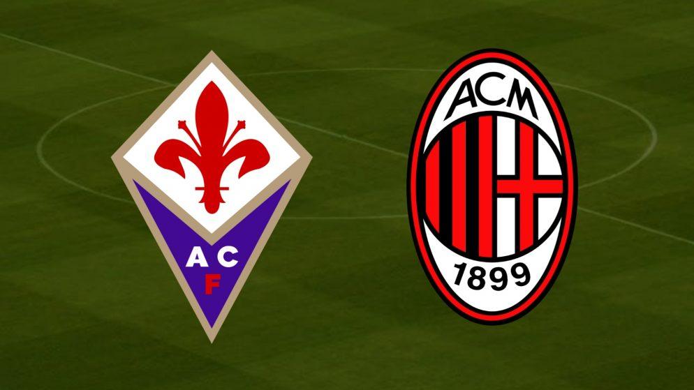 Apostas Fiorentina x Milan Serie A 21/03/21