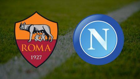 Apostas Roma x Napoli Serie A 21/03/21