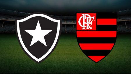 Apostas Botafogo x Flamengo Campeonato Carioca 24/03/21