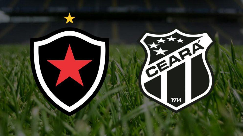 Apostas Botafogo/PB x Ceará Copa do Nordeste 25/03/21