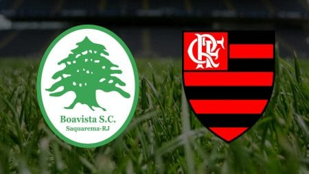 Apostas Boavista x Flamengo Campeonato Carioca 27/03/21