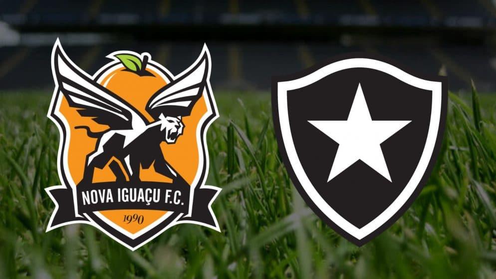 Apostas Nova Iguaçu x Botafogo Campeonato Carioca 28/03/21