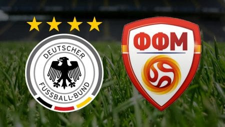 Apostas Alemanha x Macedônia do Norte Eliminatórias Copa do Mundo 31/03/21