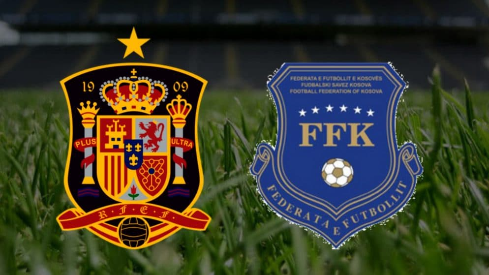 Apostas Espanha x Kosovo Eliminatórias Copa do Mundo 31/03/21
