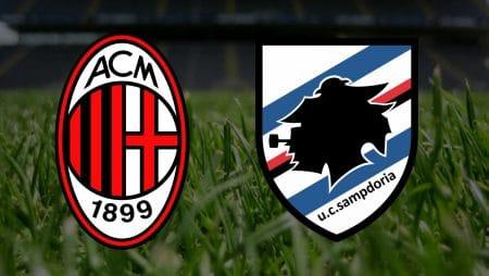 Apostas Milan x Sampdoria Serie A 03/04/21