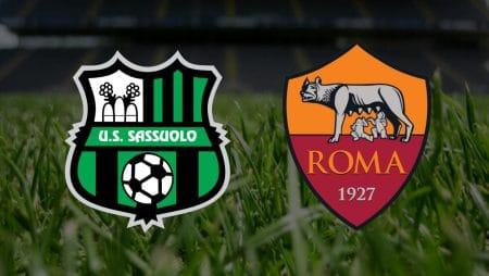 Apostas Sassuolo x Roma Serie A 03/04/21