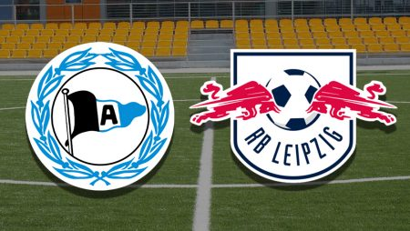 Apostas Arminia Bielefeld x RB Leipzig Bundesliga 19/03/21