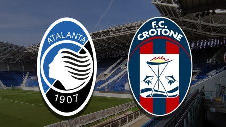 Apostas Atalanta x Crotone Serie A 03/03/21
