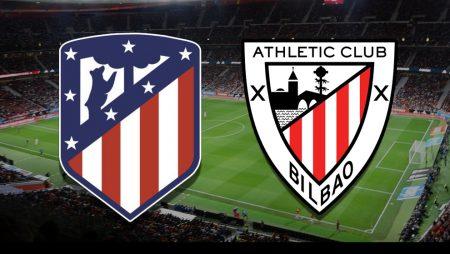 Apostas Atlético de Madrid x Athletic Bilbao La Liga 10/03/21
