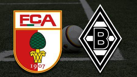 Apostas Augsburg x Borussia Monchengladbach Bundesliga 12/03/21