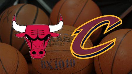 Apostas Chicago Bulls x Cleveland Cavaliers NBA 24/03/21
