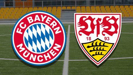 Apostas Bayern de Munique x Stuttgart Bundesliga 20/03/21