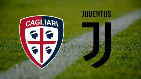 Apostas Cagliari x Juventus Serie A 14/03/21