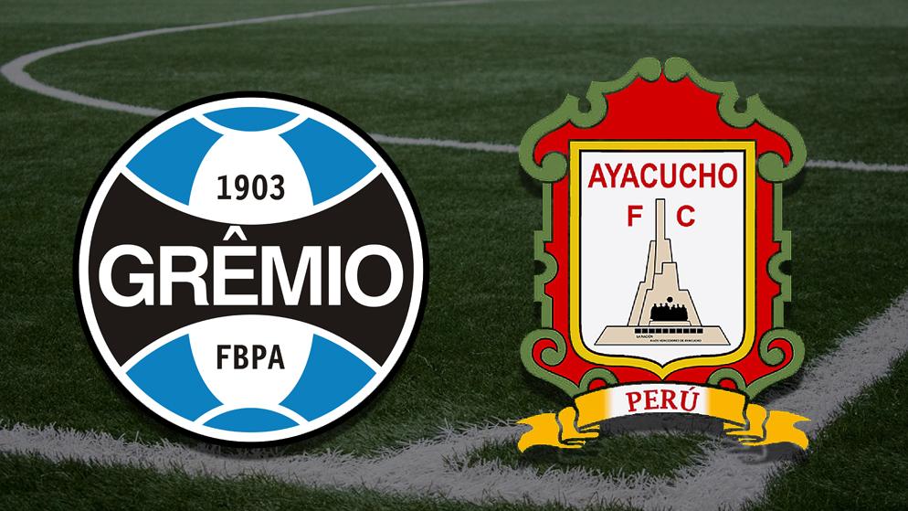 Apostas Ayacucho x Grêmio Pré-Libertadores 16/03/21