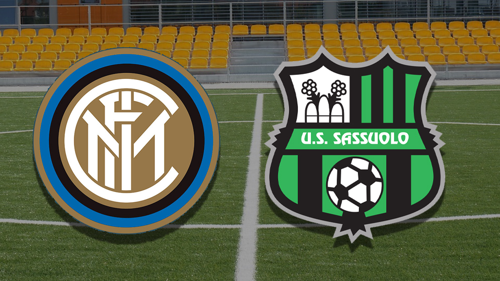 Apostas Internazionale x Sassuolo Serie A 20/03/21