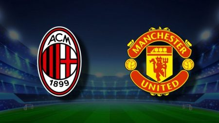 Apostas Milan x Manchester United Europa League 18/03/21
