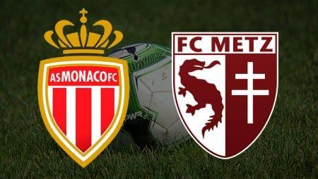 Apostas Monaco x Metz Ligue 1 03/04/20