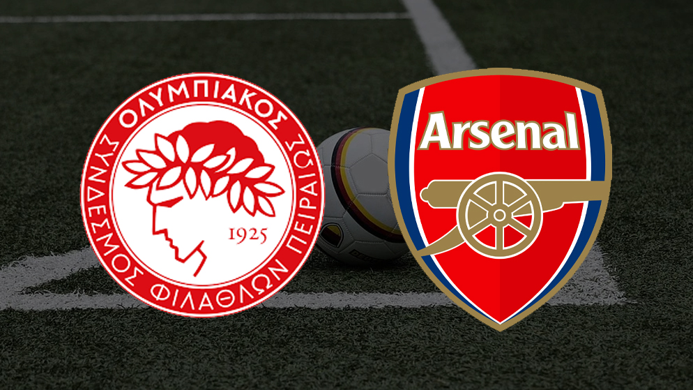 Apostas Olympiacos x Arsenal Europa League 11/03/21