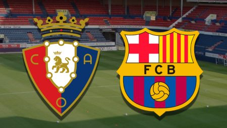 Apostas Osasuna x Barcelona La Liga 06/03/21